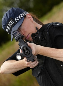 Firearms Officer
